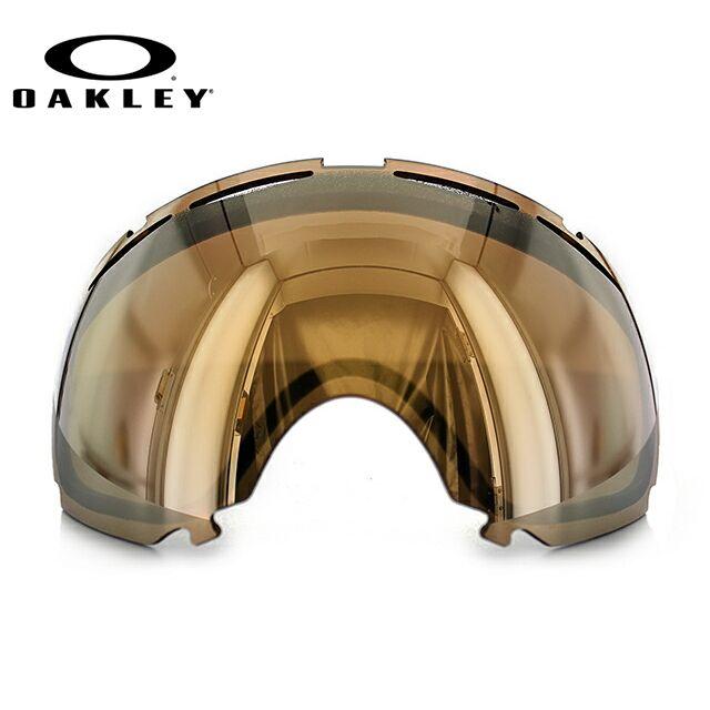 OAKELY CANOPY オークリー ゴーグル スノーゴーグル 交換用レンズ スペアレンズ キャノピー 101-243-001 ミラーレンズ 眼鏡対応 メンズ レディース スキーゴーグル スノーボードゴーグル ギフト