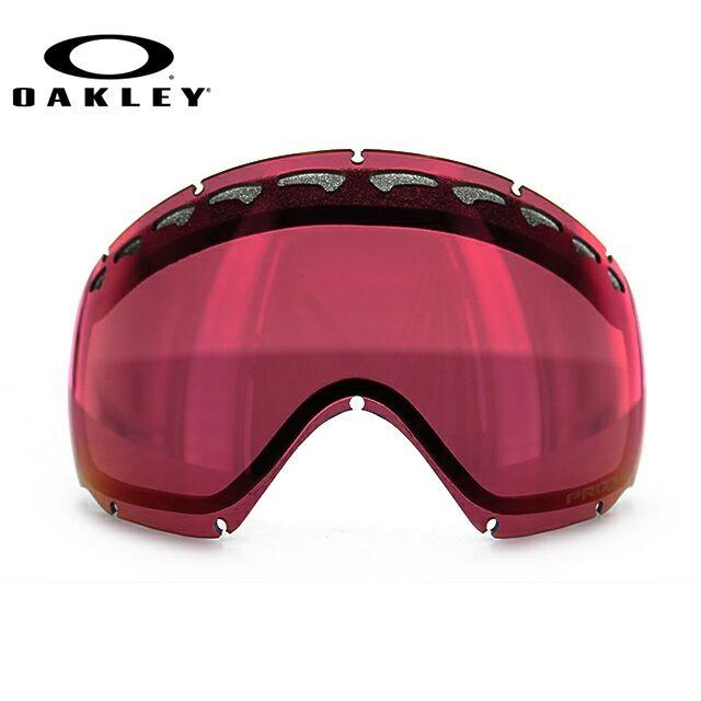 OAKELY CROWBAR オークリー ゴーグル スノーゴーグル 交換用レンズ スペアレンズ クローバー 101-246-003 プリズムレンズ ミラーレンズ メット対応 メンズ レディース スキーゴーグル スノーボードゴーグル ギフト