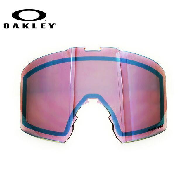 オークリー ゴーグル交換レンズ ラインマイナー プリズム ミラーレンズ OAKLEY LINE MINER 101-643-007 リプレイスメント UVカット ウィンタースポーツ スキーゴーグル スノーボードゴーグル スノボ ギフト