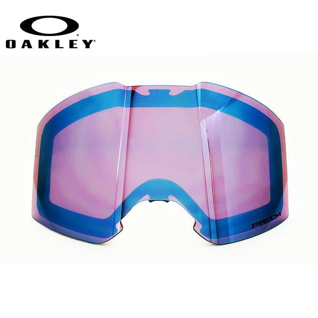 オークリー ゴーグル交換レンズ フォールライン プリズム ミラーレンズ OAKLEY FALL LINE 102-435-004 リプレイスメント UVカット ウィンタースポーツ スキーゴーグル スノーボードゴーグル スノボ ギフト