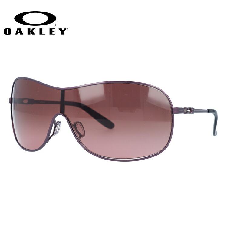 オークリー サングラス OAKLEY COLLECTED コレクティッド OO4078-06 Purple Orchid / G40 Black Gradient レディース【コレクティッド】