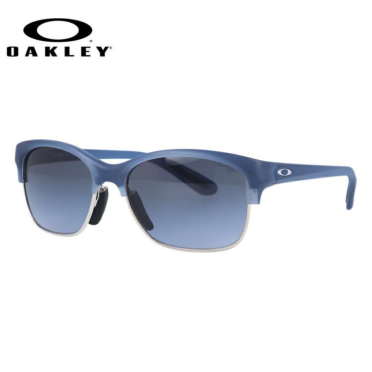 オークリー サングラス OAKLEY RSVP アールエスヴイピー OO9204-08 Frosted Blue Daisy / Black Grey Gradient レディース【アールエスヴイピー】 ギフト【国内正規品】【Black Grey Gradient】
