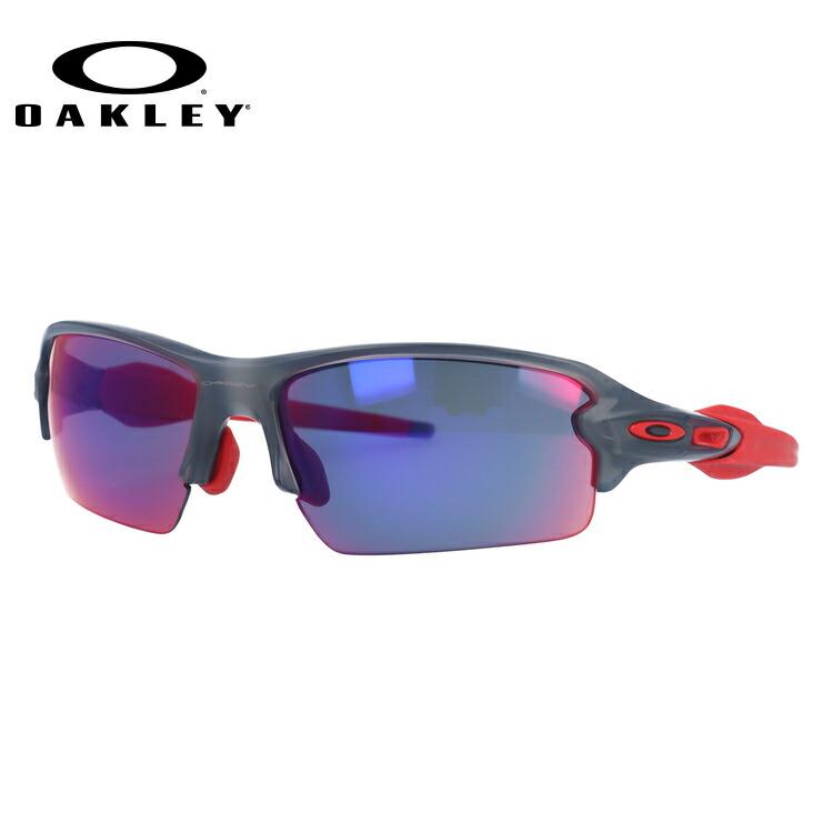 オークリー サングラス OAKLEY FLAK 2.0 フラック2.0 OO9271-03 マットグレースモーク アジアンフィット FLAK2.0 メンズ レディース スポーツサングラス 【ゴルフ】