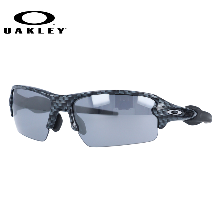 オークリー サングラス OAKLEY FLAK 2.0 フラック2.0 OO9271-06 カーボンファイバー アジアンフィット FLAK2.0 メンズ レディース スポーツサングラス 【ゴルフ】