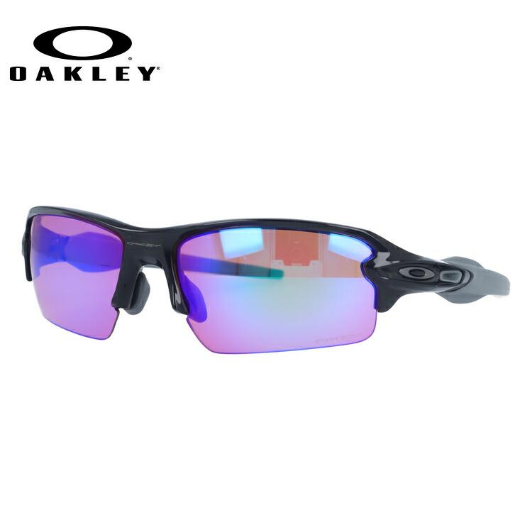 オークリー サングラス OAKLEY FLAK 2.0 フラック2.0 OO9271-05 ポリッシュドブラック アジアンフィット プリズムレンズ 【ゴルフ】