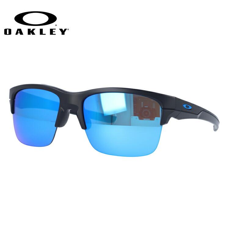 オークリー サングラス OAKLEY THINLINK シンリンク OO9317-03 マットブラック アジアンフィット ミラーレンズ メンズ レディース スポーツ