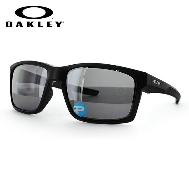 オークリー サングラス OAKLEY MAINLINK メインリンク OO9264-05 ポラライズド マットブラック POLARIZED (偏光) メンズ レディース スポーツ