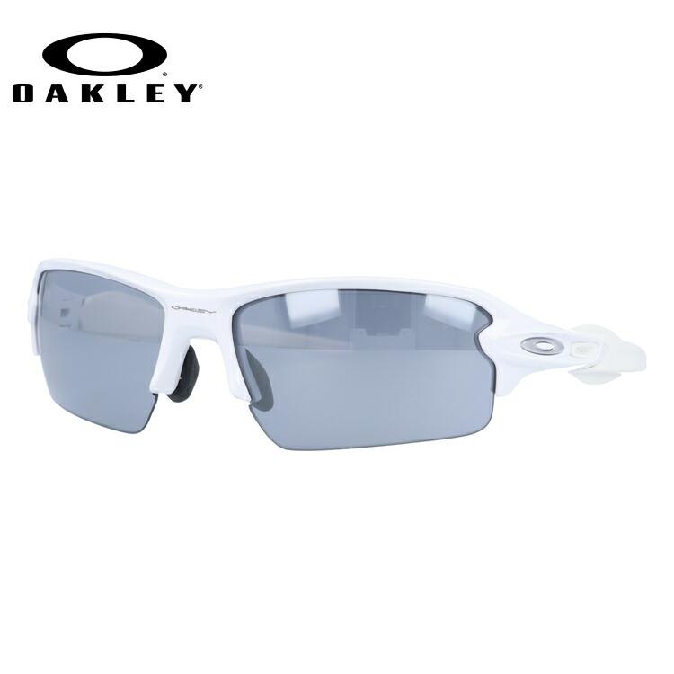 オークリー サングラス OAKLEY FLAK2.0 フラック2.0 OO9271-1661 61 ポリッシュドホワイト アジアンフィット ミラーレンズ メンズ レディース スポーツ アイウェア