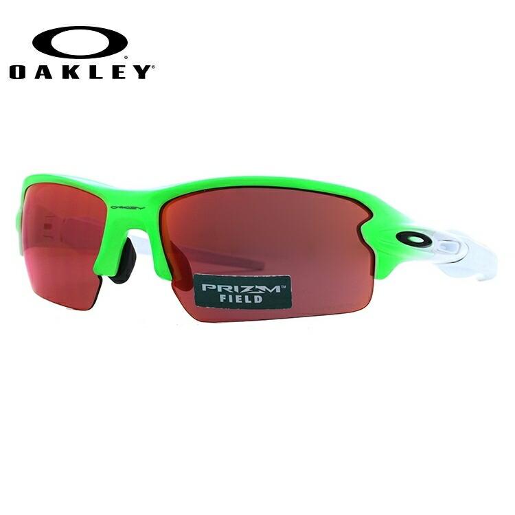 オークリー サングラス フラック2.0 プリズム ミラーレンズ アジアンフィット OAKLEY FLAK2.0 OO9271-13 61サイズ GREEN FADE COLLECTION 国内正規品 スポーツ ユニセックス メンズ レディース