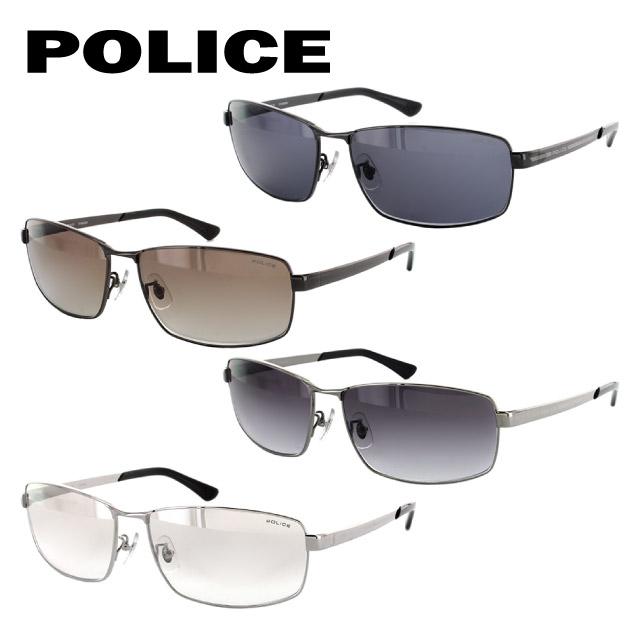 ポリス サングラス POLICE 国内正規品 HIGHWAY2 ハイウェイ2 SPL519J 0530/0K03/568N/583X 60 アジアンフィット メンズ レディース アイウェア