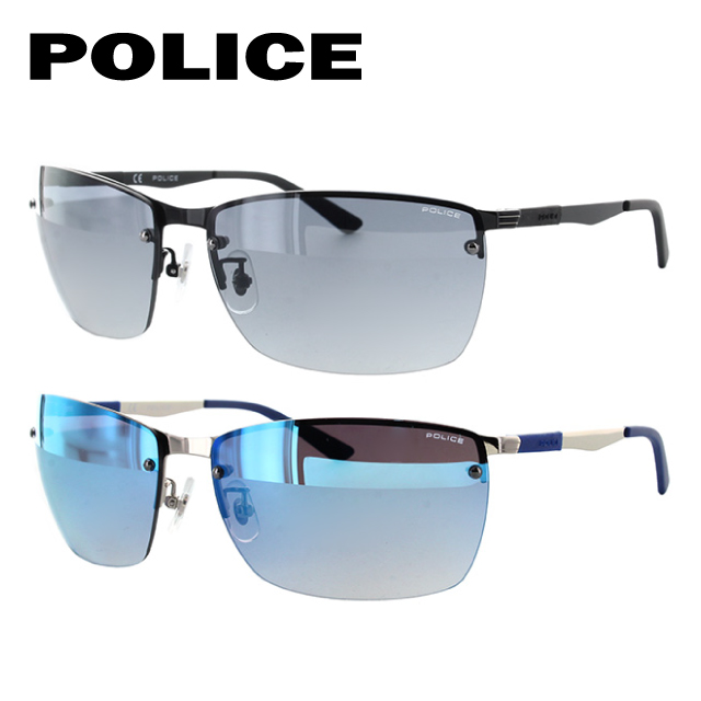 ポリス サングラス POLICE 国内正規品 SPL540I 531X/579B 63