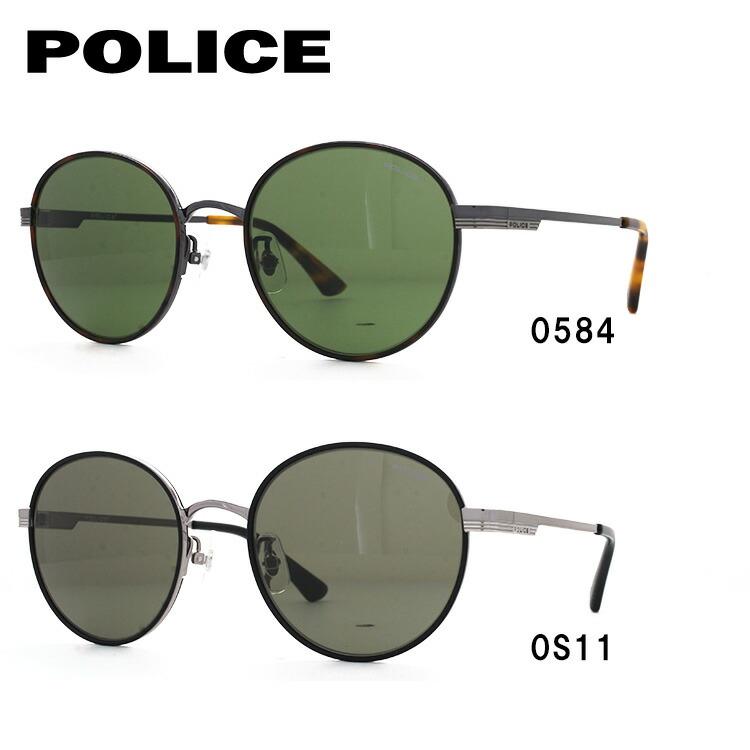 ポリス サングラス ブラックバード アジアンフィット POLICE BLACKBIRD SPL749J 全2カラー 51サイズ 国内正規品 ラウンド ユニセックス メンズ レディース ギフト