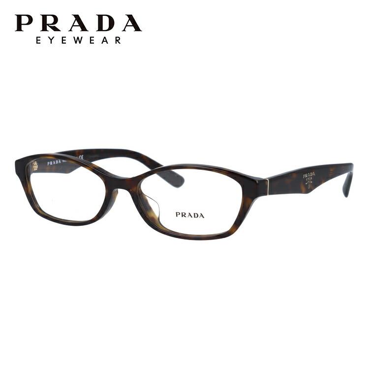 プラダ PRADA 眼鏡 国内正規品 PR02SV 2AU1O1 54 ハバナ アジアンフィット レディース ギフト