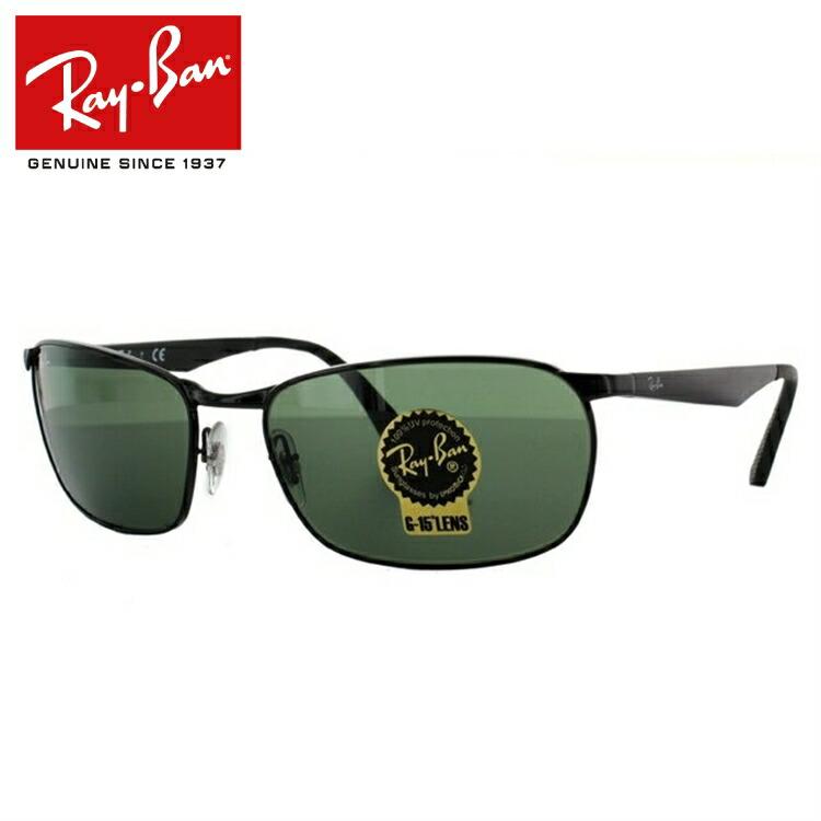 レイバン サングラス RayBan RB3534 002 59サイズ Ray-Ban メンズ レディース ブランドサングラス メガネ ギフト【海外正規品】