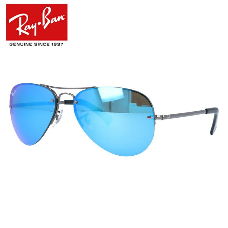 レイバン サングラス RayBan RB3449 004/55 59サイズ Ray-Ban メンズ レディース ブランドサングラス メガネ
