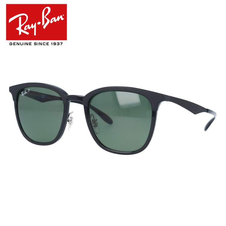 レイバン サングラス 偏光サングラス Ray-Ban RB4278 62829A 51サイズ ブロー ユニセックス メンズ レディース ギフト【海外正規品】