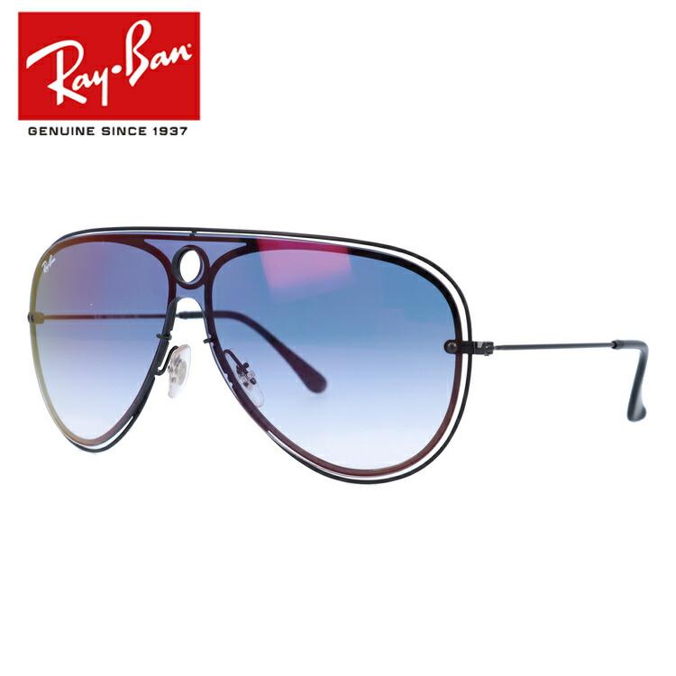 レイバン サングラス 2018年新作 ブレイズ ミラーレンズ Ray-Ban BLAZE RB3605N 186/X0 132サイズ 国内正規品 ティアドロップ ユニセックス メンズ レディース