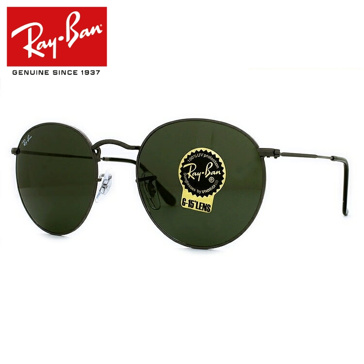 レイバン サングラス ラウンドメタル Ray-Ban ROUND METAL RB3447 029 53サイズ 国内正規品 ラウンド ユニセックス メンズ レディース