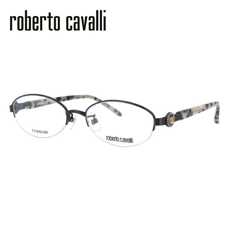 【マラソン期間ポイント20倍】ロベルトカヴァリ メガネ フレーム Roberto Cavalli ロベルト・カバリ 伊達 眼鏡 RC0606-4 51 レディース ブランドメガネ ダテメガネ ファッションメガネ 伊達レンズ無料(度なし・UVカット)