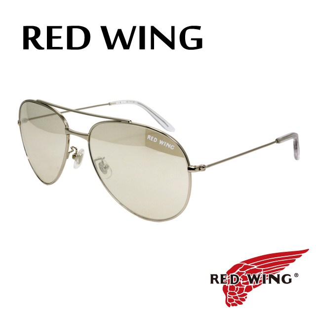 レッドウィング サングラス RED WING RW-001 3 ガラスレンズ メンズ レディース UVカット メガネ ブランド ギフト