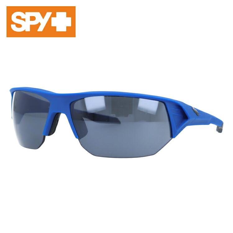 スパイ サングラス SPY ALPHA アルファ Matte Blue/Grey With Black Mirror メンズ レディース UVカット メガネ ブランド【国内正規品】