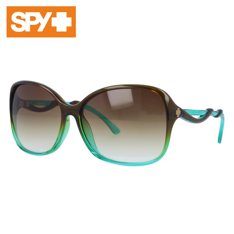スパイ サングラス SPY FIONA フィオナ Mint Chip/Bronze Fade レディース UVカット ブランドサングラス【国内正規品】