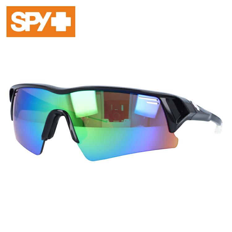 スパイ サングラス SPY SCREW OVER スクリューオーバー Shiny Black/Bronze With Green Spectra メンズ レディース UVカット メガネ ブランド【国内正規品】