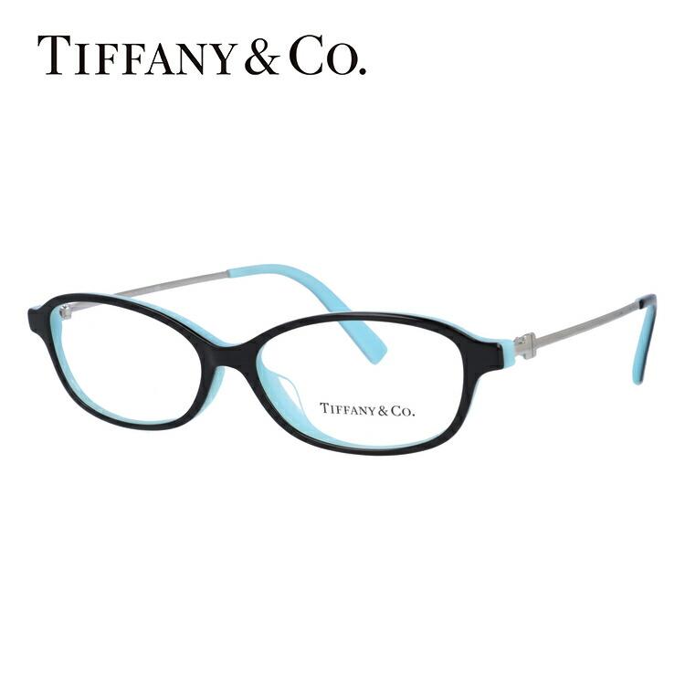 ティファニー メガネフレーム 伊達メガネ アジアンフィット Tiffany & Co. TF2170D 8055 52サイズ 国内正規品 スクエア ユニセックス メンズ レディース