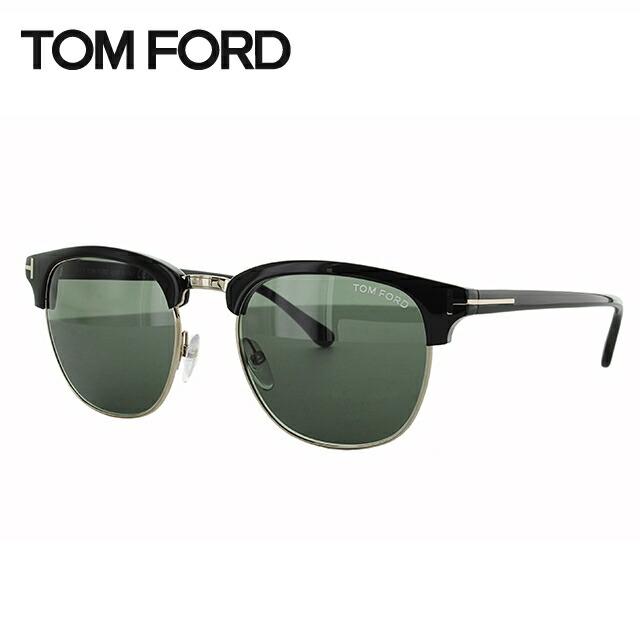 トムフォード サングラス ヘンリー TOM FORD HENRY TF0248 05N 53サイズ(FT0248) ブロー ユニセックス メンズ レディース ブランドメガネ 紫外線対策