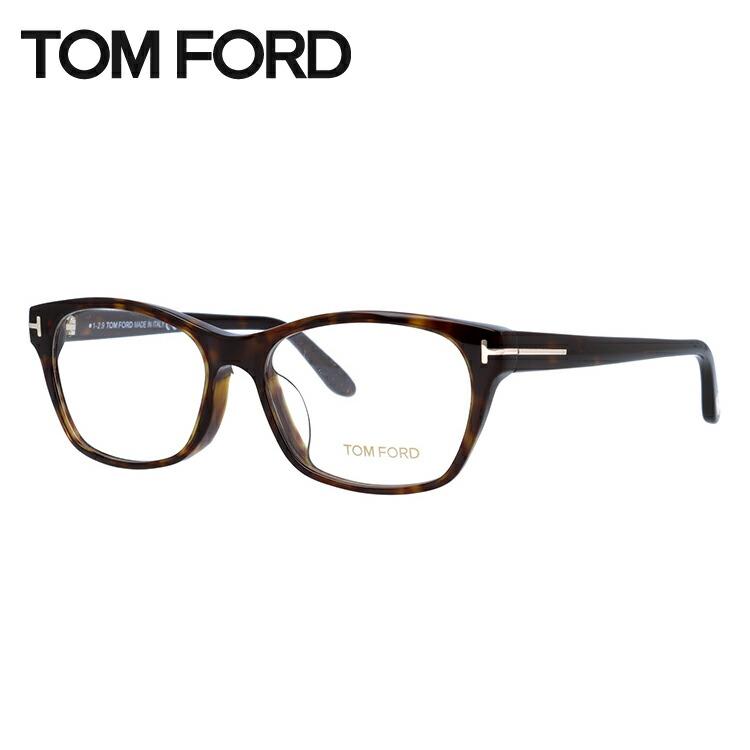 トムフォード メガネ フレーム TOM FORD トム・フォード 伊達 眼鏡 アジアンフィット TF5405F 052 54 (FT5405F) スクエア ユニセックス メンズ レディース ブランドメガネ ダテメガネ ファッションメガネ 伊達レンズ無料(度なし・UVカット)