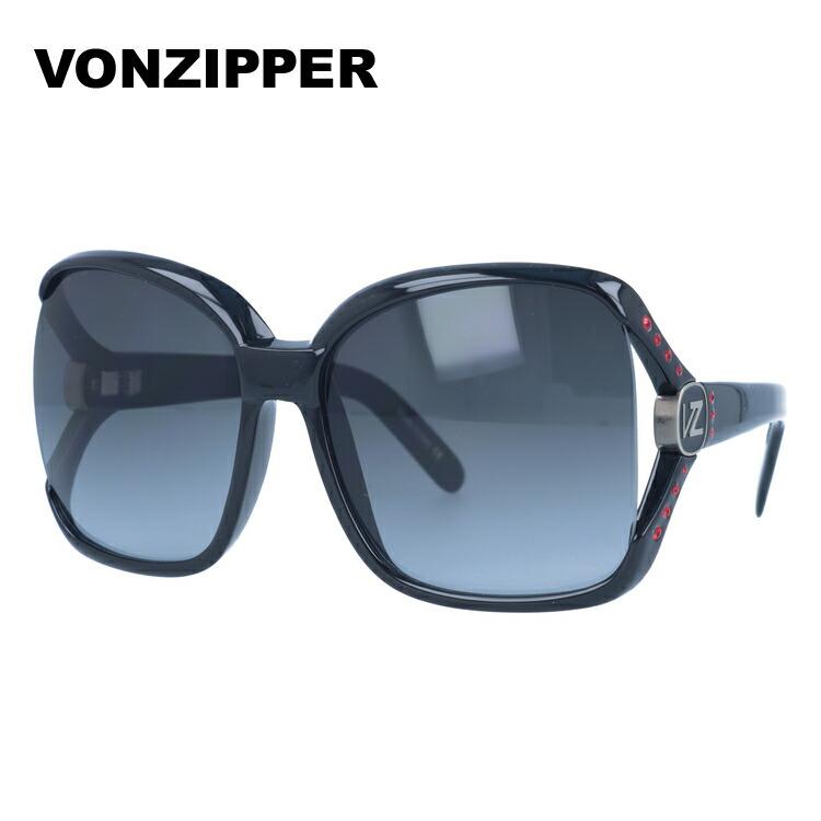 ボンジッパー サングラス VONZIPPER DHARMA ダーマ BDR ブラック メンズ レディース UVカット メガネ ブランド【国内正規品】