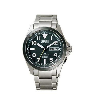 シチズン CITIZEN PROMASTER プロマスター 腕時計 メンズ PMD56-2952 エコ・ドライブ チタン