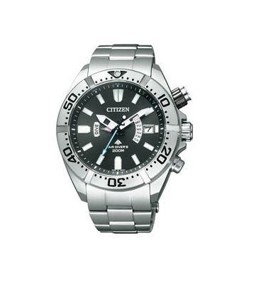 シチズン CITIZEN PROMASTER プロマスター 腕時計 メンズ PMD56-3081 エコ・ドライブ