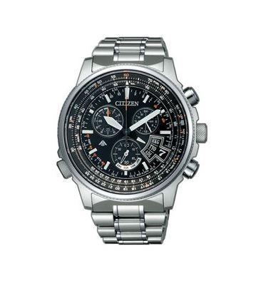 シチズン CITIZEN PROMASTER プロマスター 腕時計 メンズ BY0080-57E エコ・ドライブ チタン