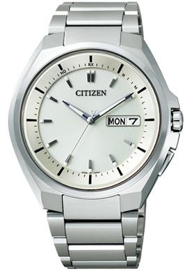 【シチズン】 CITIZEN ソーラー 電波 腕時計 メンズ AT6010-59P デイ&デイト ATTESA アテッサ