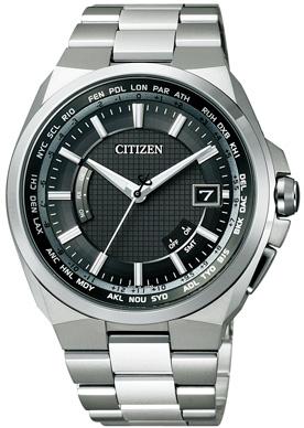 【シチズン】 CITIZEN ソーラー 電波 腕時計 メンズ CB0120-55E ダイレクトフライト ATTESA アテッサ
