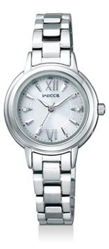 【シチズン】 CITIZEN wicca ウィッカ 腕時計 レディース KL4-516-11 ソーラーテック