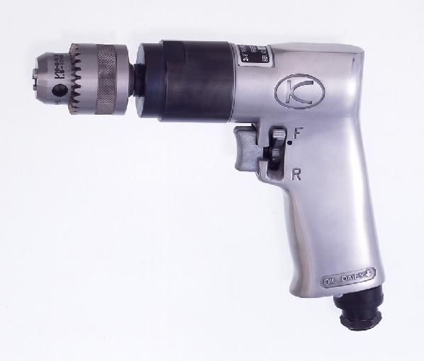 【空 研】 エアードリルセット(標準チャック仕様)KDR-901R