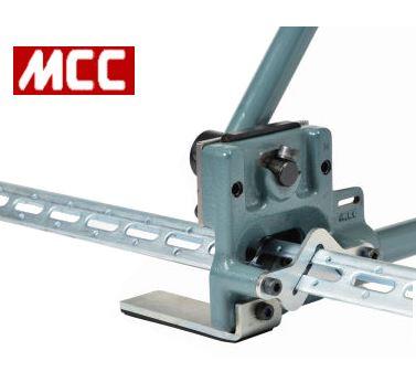 MCC 松阪鉄工所 アングルカッタ切断機 形鋼材アングル用 AGS-40L