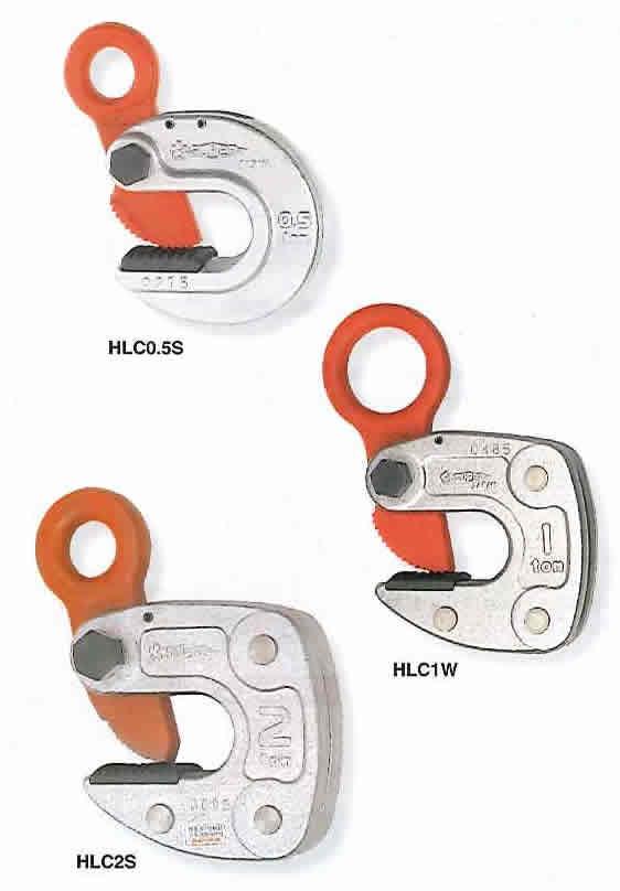 【スーパーツール】 形鋼クランプ HLC1S