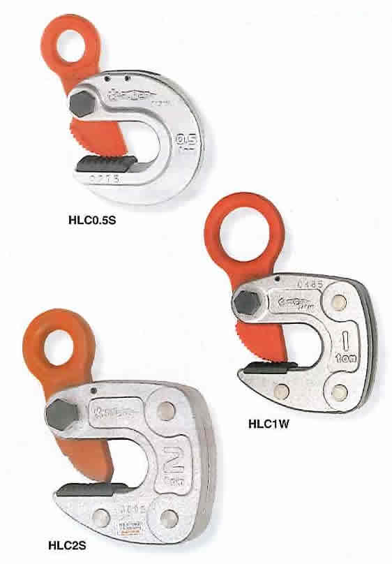 【スーパーツール】 形鋼クランプ HLC2S
