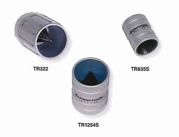 【スーパーツール】 チューブリーマ ステンレス管用 TR1254S