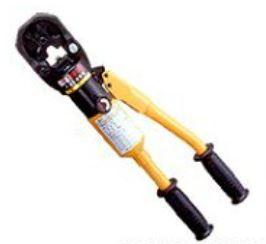 ロブテックス エビ 手動油圧式圧着工具 AKH150S