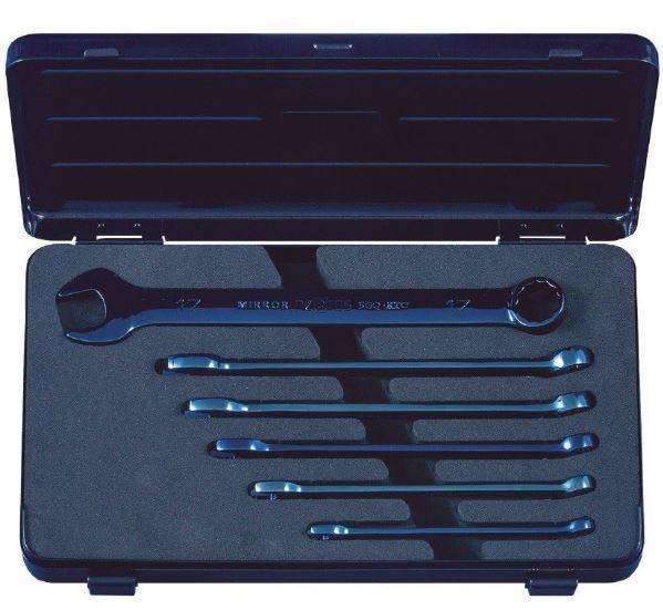 最高の品質 NTMS206ZJB:Treasure Town 店 鉄紺[6本組] コンビネーションレンチセット KTC ネプロス-DIY・工具