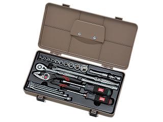 【KTC】 整備用工具セット SK322P