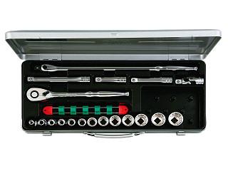 【KTC】 12.7SQ ソケットレンチセット ミリ TB413X
