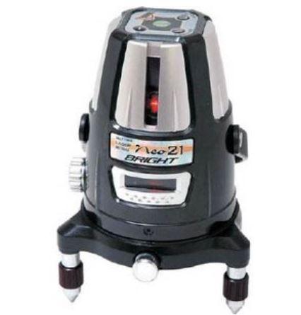 シンワ レーザー墨出し器 レーザーロボ Neo BRIGHT21 77354