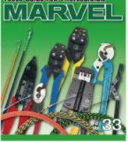 マーベル 通線 入線工具 ケーブルグリップ 二重編 デラックスタイプ MG-50W