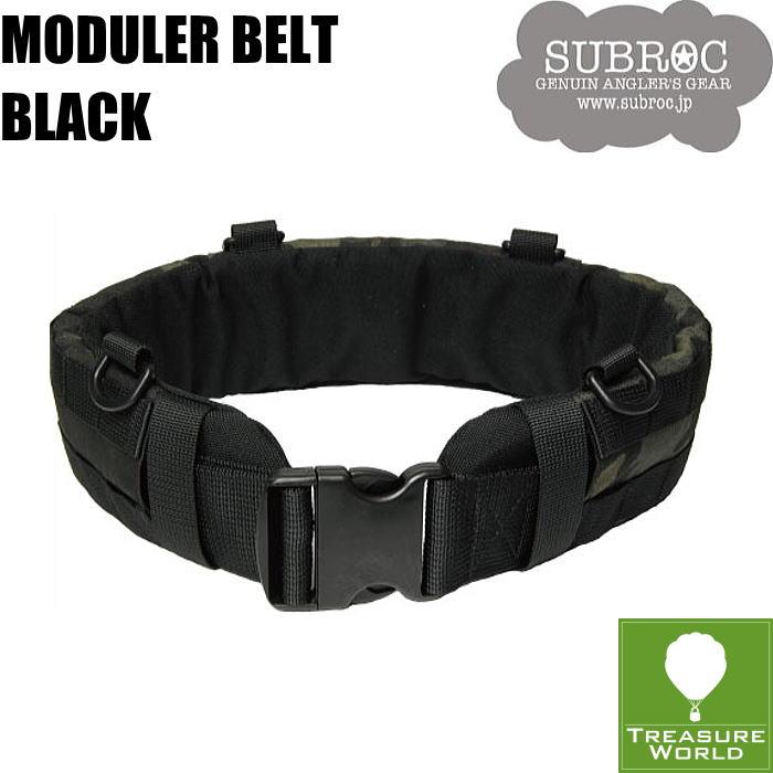 SUBROC(サブロック)モデュラーベルトマルチカム ブラック