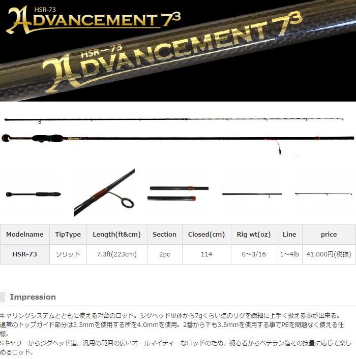 34 THIRTY FOUR(三十四)ADVANCEMENT(adobansumento)HSR-73 02P03Sep16